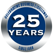Celebrating 25 Years of Business Excellence 1988 to 2013